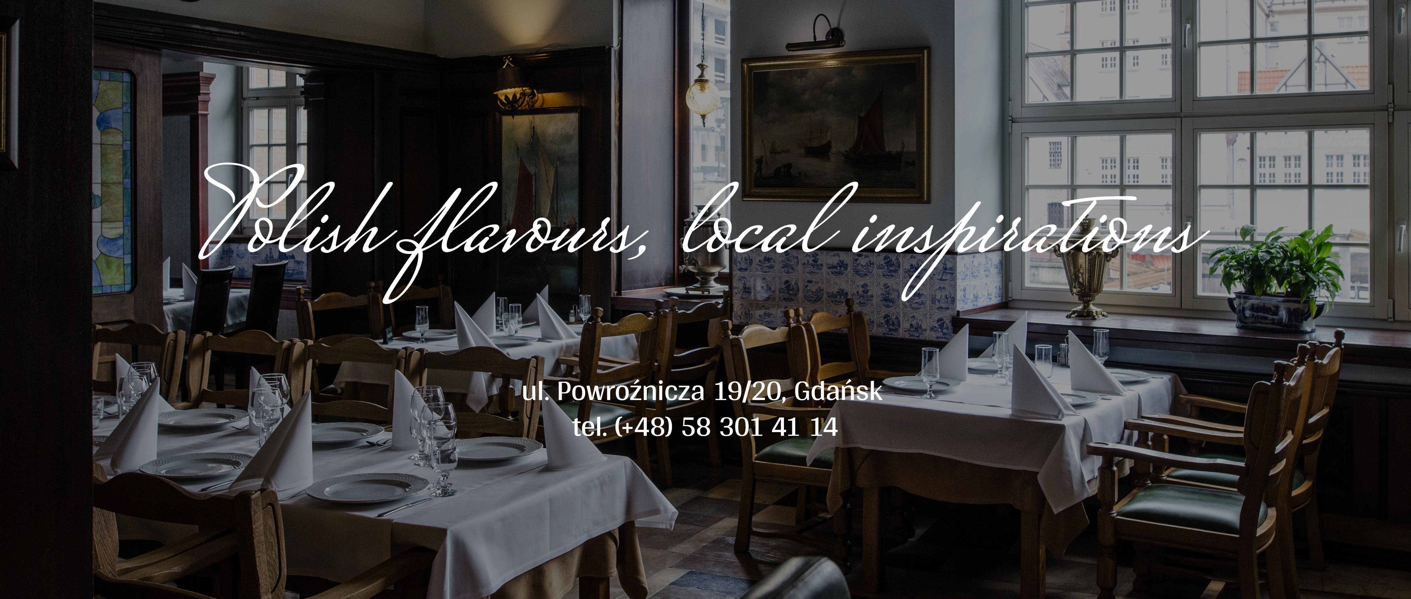 restaurant gdansk